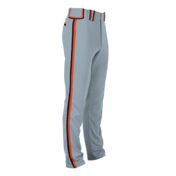 Hypertech Series Men's Loaded Pant Gray/Black/Orange