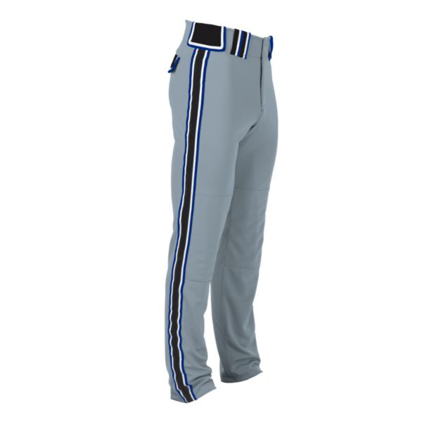 Hypertech Series Youth Maxed Pant Gray/Black/Royal Blue