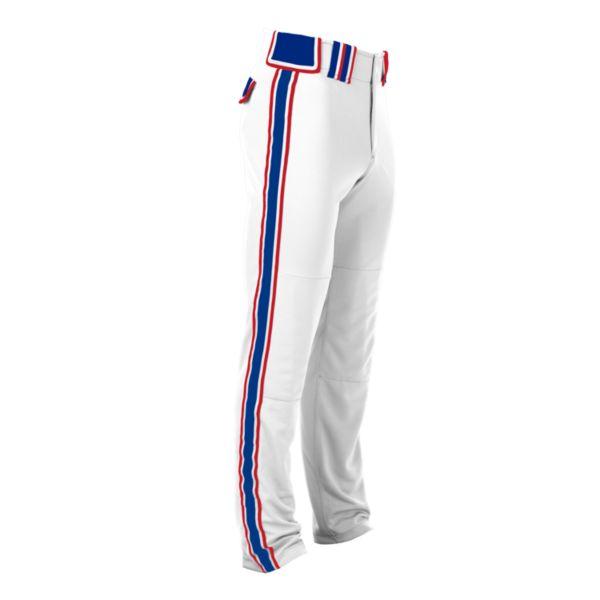 Hypertech Series Men's Maxed Pant White/Royal Blue/Red