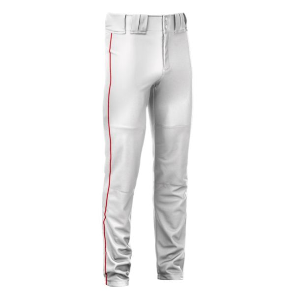 Hypertech Series Youth Pipe Pant White/Red