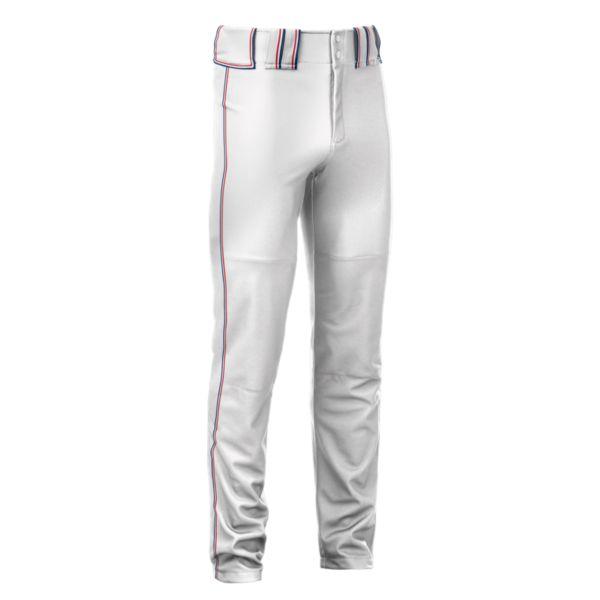 Hypertech Series Men's Triple Pant White/Red/White/Royal Blue