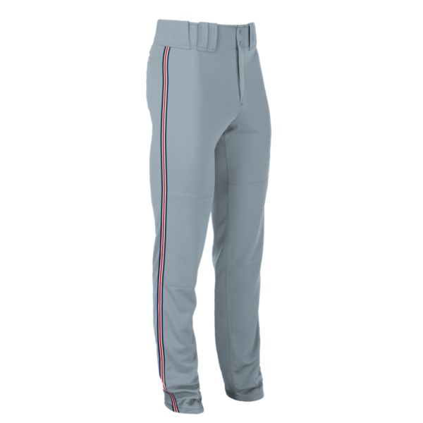 Hypertech Series Youth Swipe Pant Gray/Navy/Red