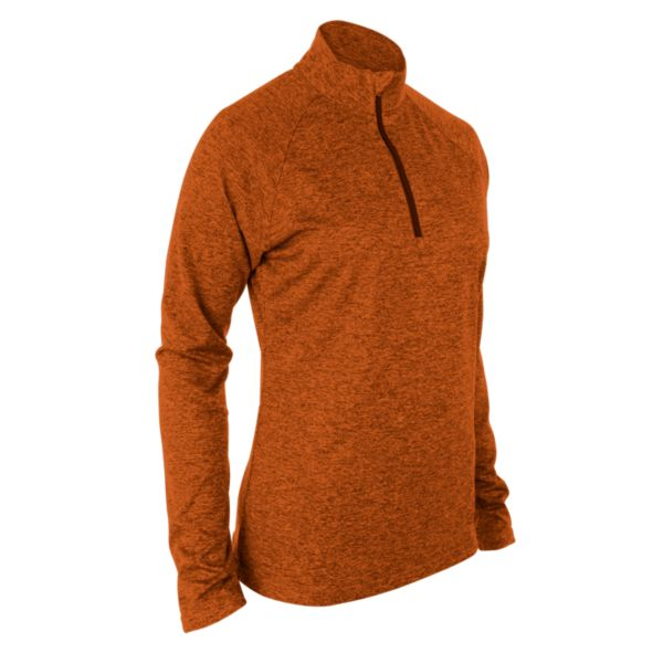 Women's Pro Blend Fusion Quarter Zip Pullover