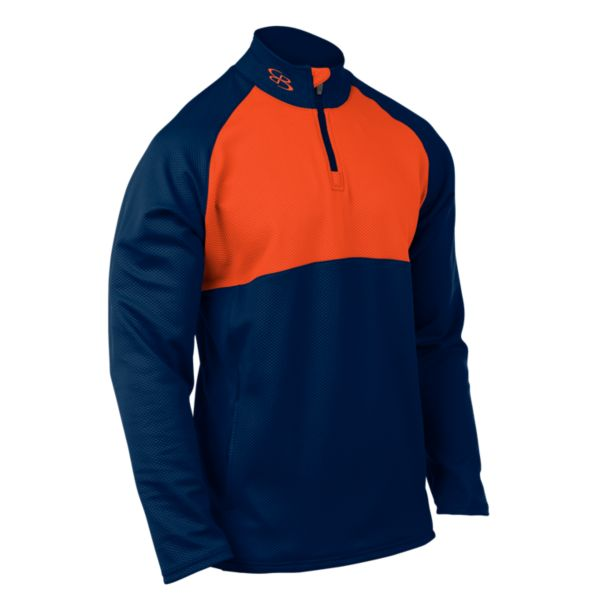 Men's Thermal Quarter Zip Pullover