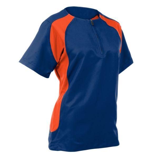 Women's Explosion Short Sleeve Pullover