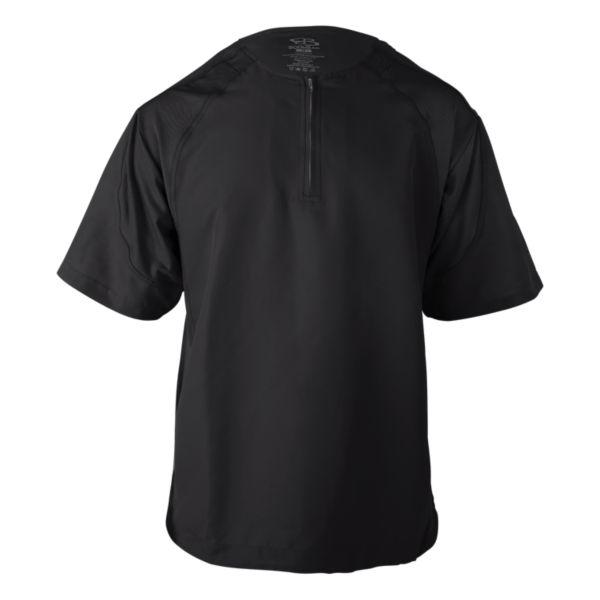 Men's Short Sleeve Explosion Pullover Black