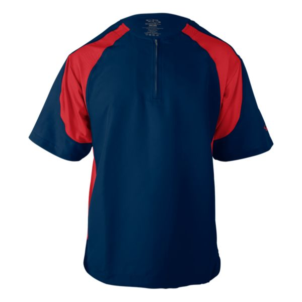 Men's Explosion Short Sleeve Quarter Zip Pullover