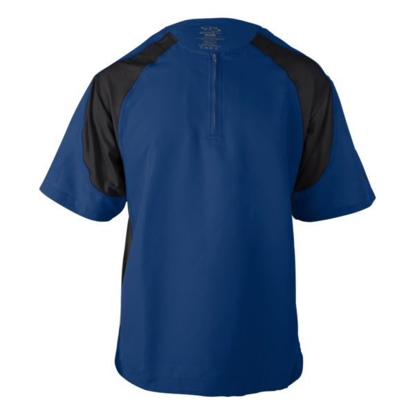 Men's Explosion Short Sleeve Quarter Zip Pullover