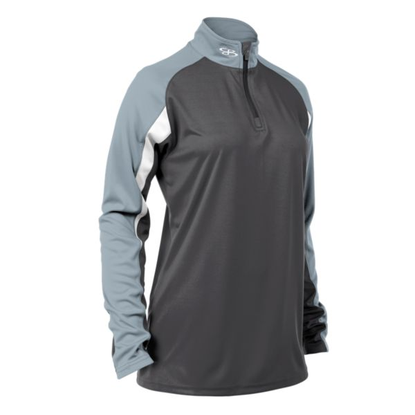 Women's Flair Quarter Zip Pullover
