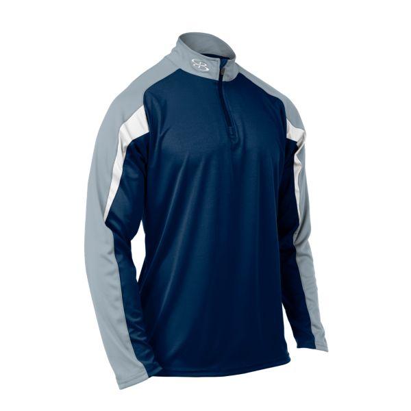 Men's Flair Quarter Zip Pullover