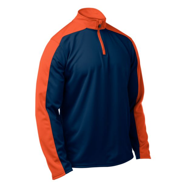 Youth Assess Quarter Zip Pullover
