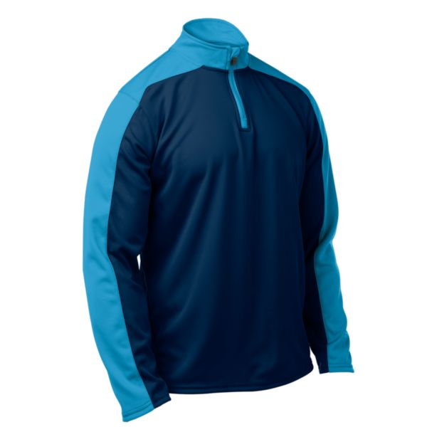 Men's Assess Quarter Zip Pullover