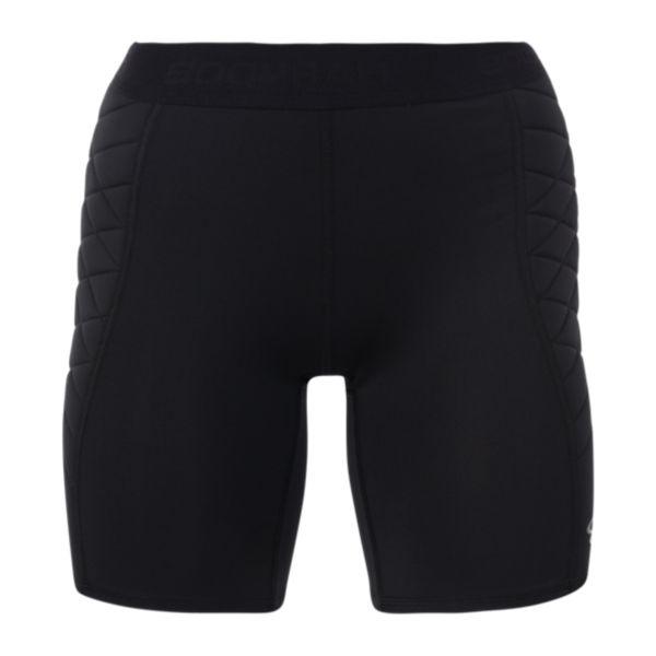 Women's Momentum Compression Sliding Shorts Black