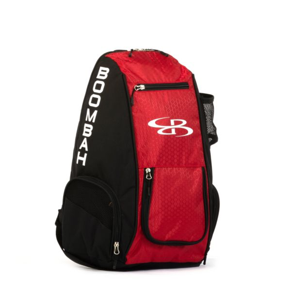Spike Volleyball Backpack 2.0 Black/Red