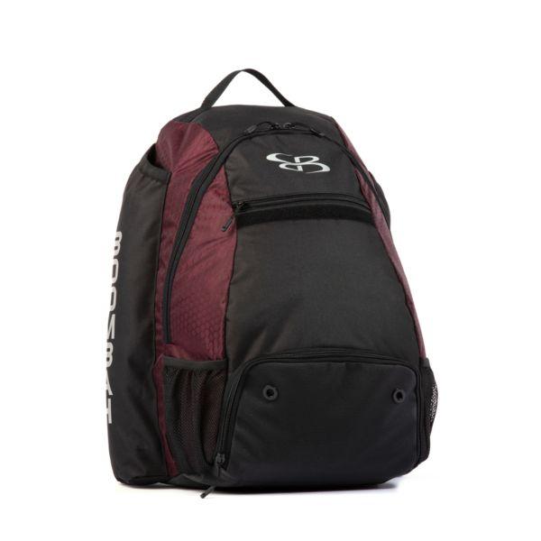 Core Batpack Solid Black/Maroon