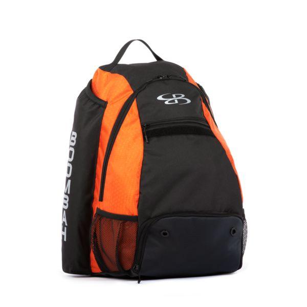 Prospect Batpack Solid Black/Orange