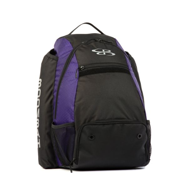 Core Batpack Solid Black/Purple