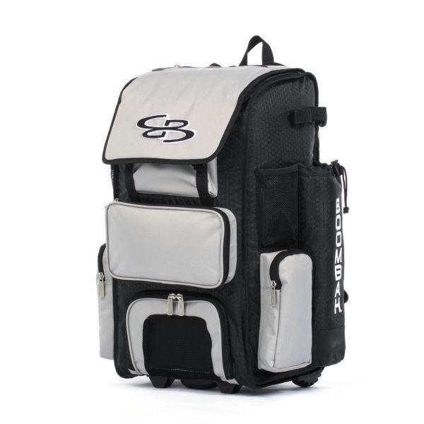 Superpack Hybrid Bat Pack Black/Gray