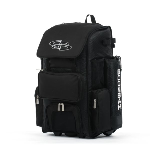 Superpack Hybrid Rolling Bat Bag