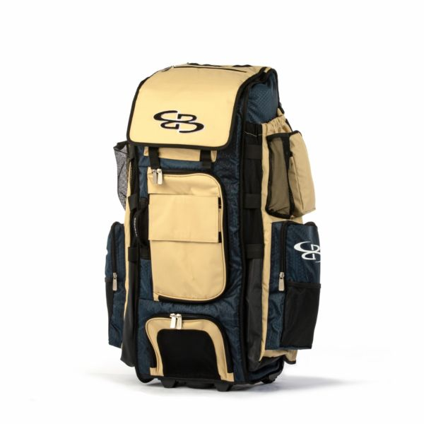 Rolling Superpack XL Solid Navy/Vegas Gold