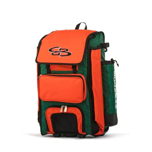 Catcher's Superpack Hybrid Dark Green/Orange