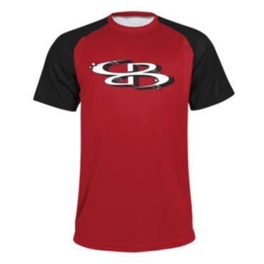 Youth B-Logo Breakout Short Sleeve Shirt