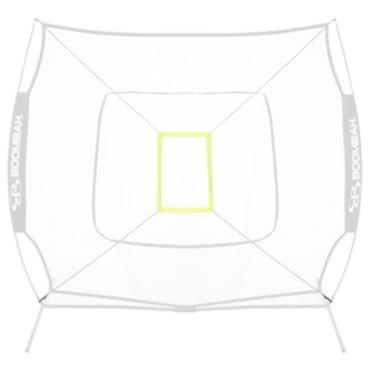 Boombah Pro Grade 7X7 Hitting Net Optional Pitching Target