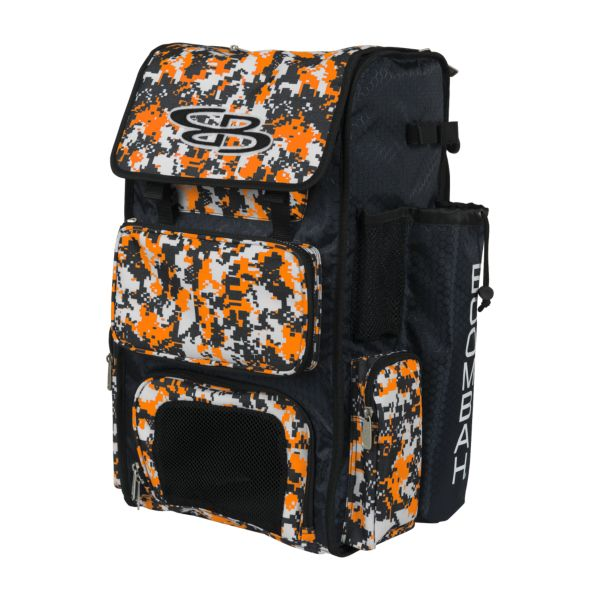 Superpack Bat Pack Camo Black/Orange
