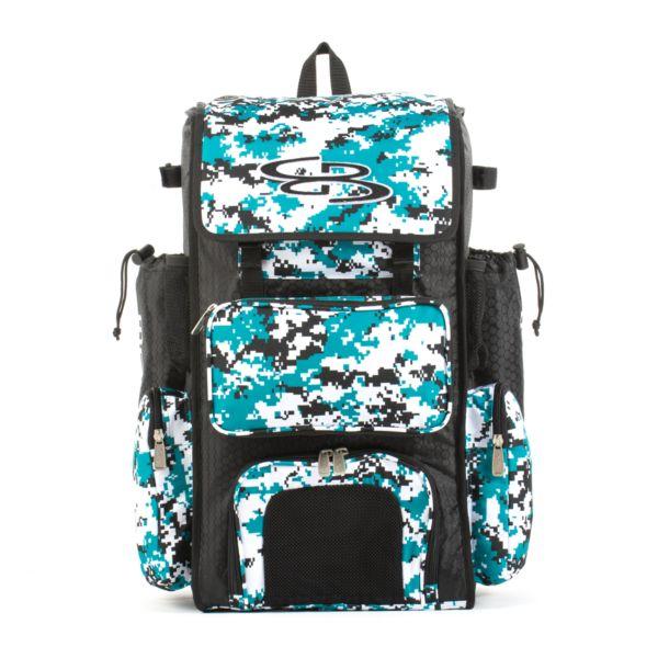 Superpack Camo Bat Bag