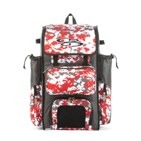 Superpack Camo Bat Bag