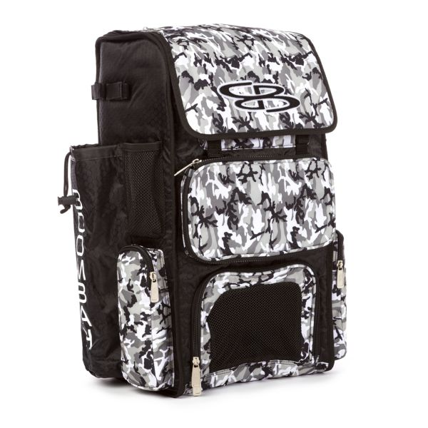 Superpack Woodland Camo Bat Bag