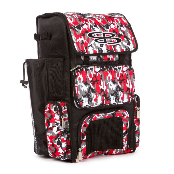 Superpack Bat Pack Woodland Camo