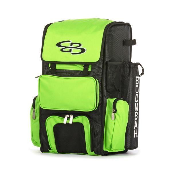 Superpack Bat Pack Black/Lime Green