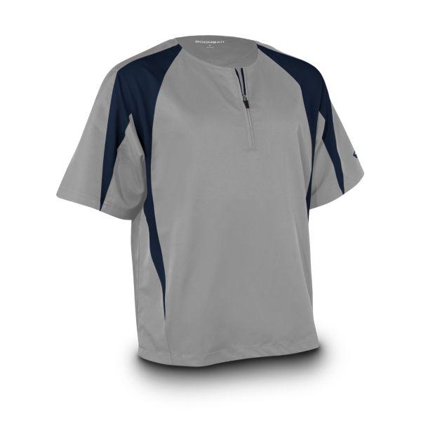 Men's Short Sleeve Razor Pullover