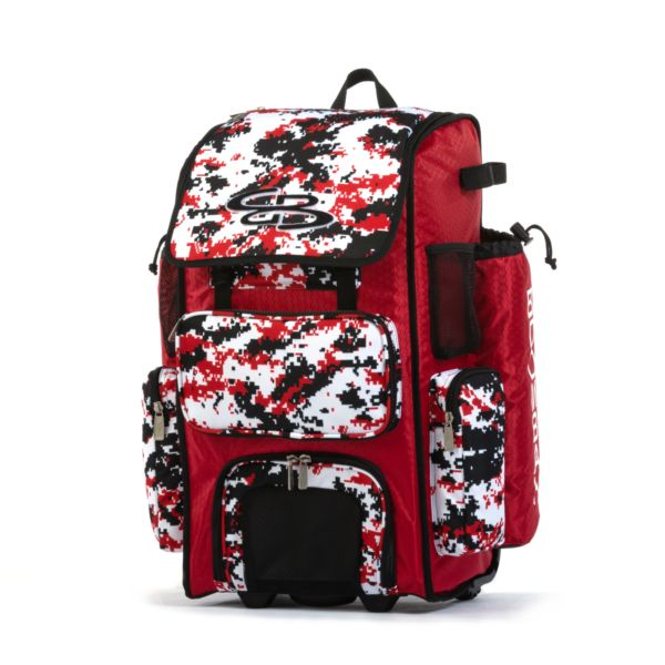 Rolling Superpack 2.0 Camo Red/Black