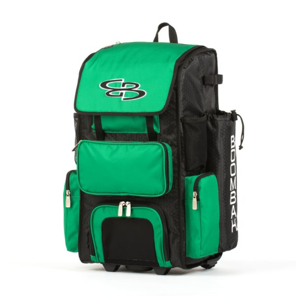 Rolling Superpack 2.0 Black/Kelly Green