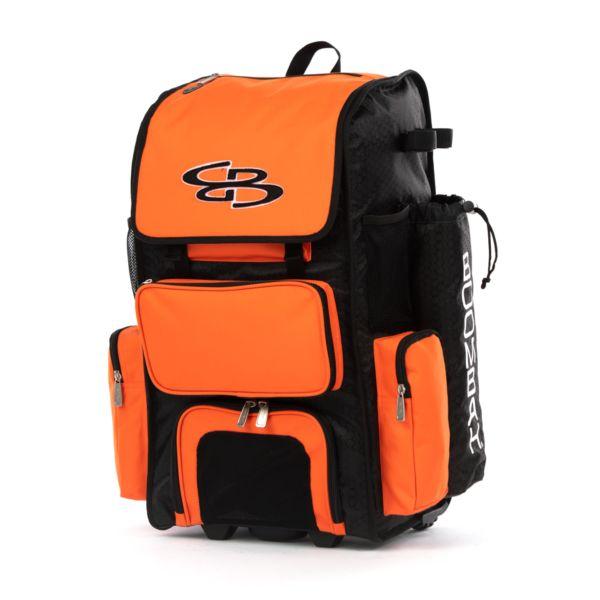 Superpack Rolling Bat Bag 2.0