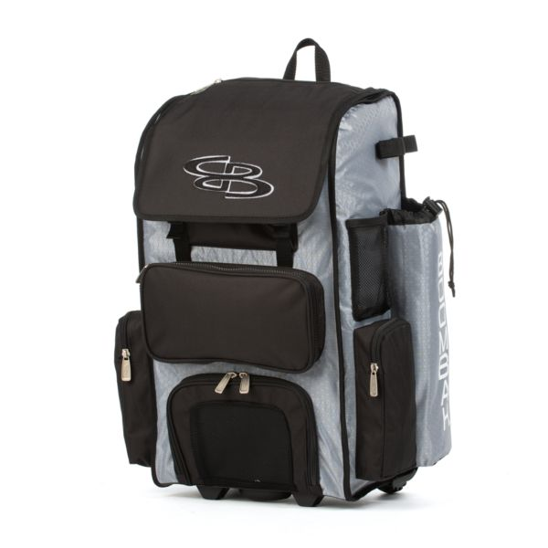 Rolling Superpack 2.0 Gray/Black