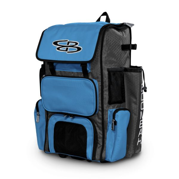 Superpack Rolling Bat Bag