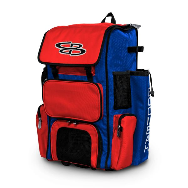 Superpack Rolling Bat Bag