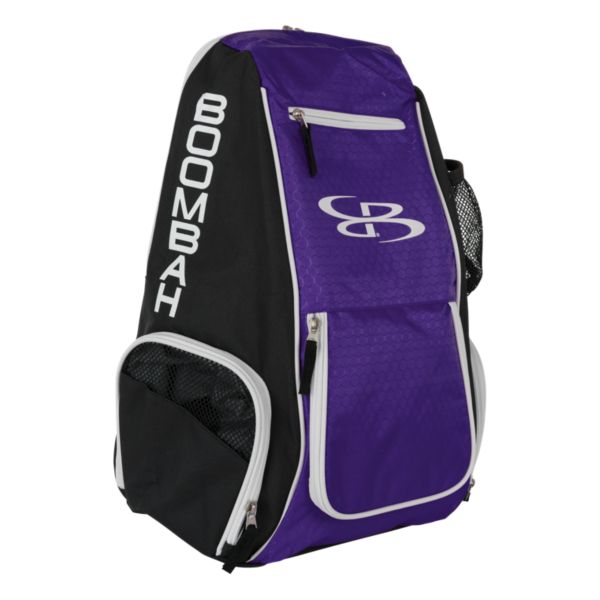 Spike Volleyball Backpack Black/Purple