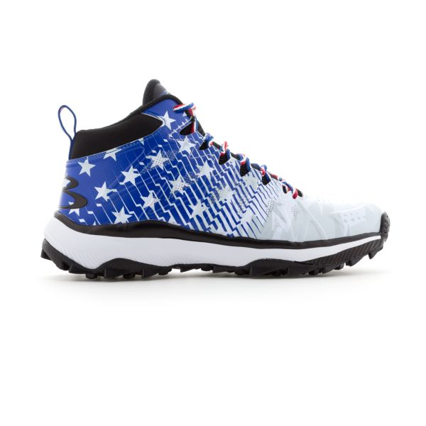Men's Squadron Flag Mid Turf Shoe