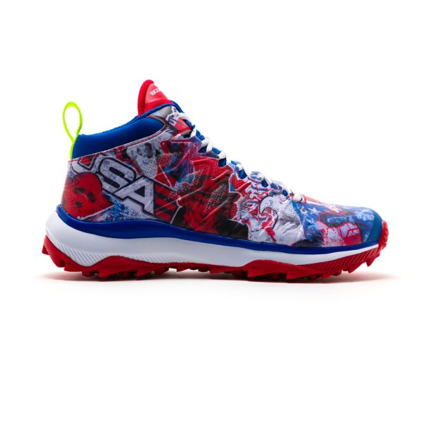 Men's Squadron USA Mid Turf