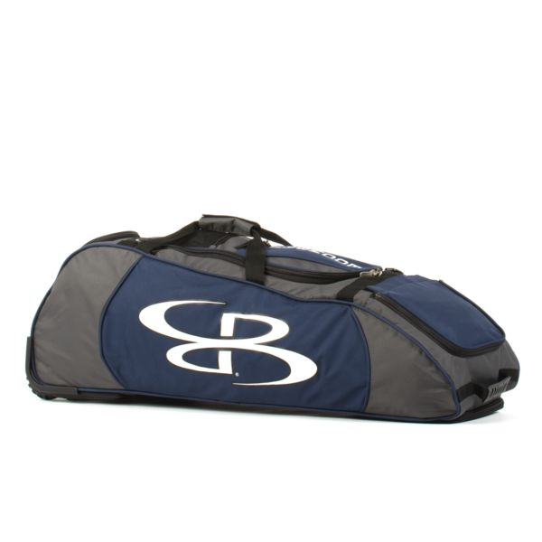 Spartan Rolling Bat Bag 2.0