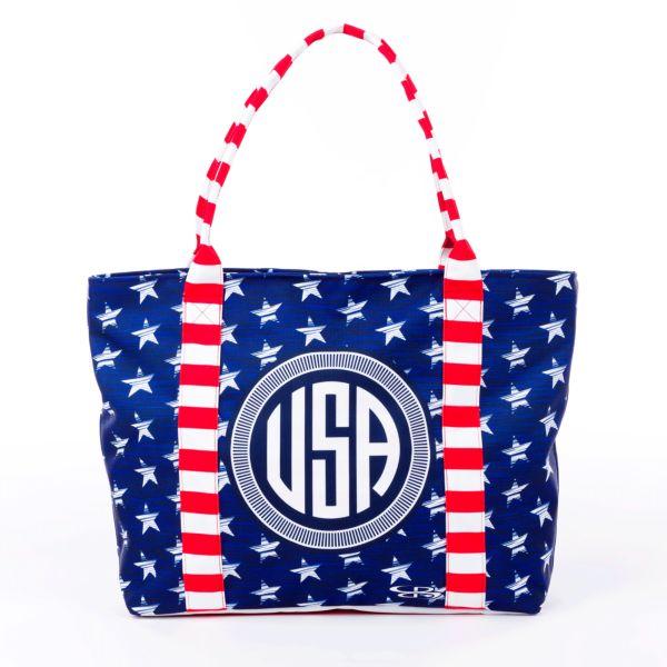 USA Tote Bag 1004