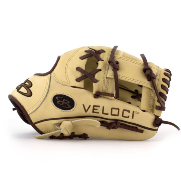 Veloci GR Series Baseball Fielding Glove with B3 I-Web and Soft Cowhide Leather BT/BR