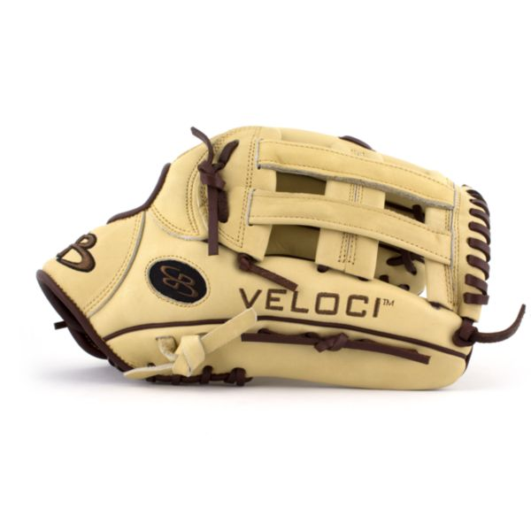Veloci GR Series Baseball Fielding Glove with B4 H-Web and Soft Cowhide Leather BT/BR