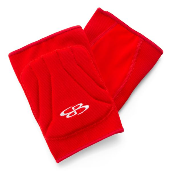 Boombah Volleyball Kneepads Red