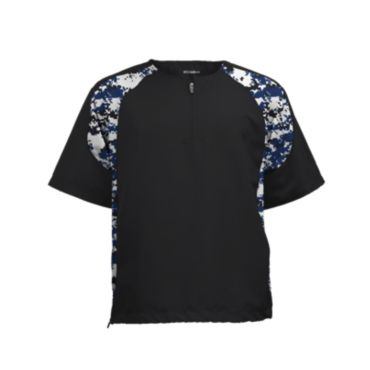 Youth Explosion Pullover Short Sleeve Camo