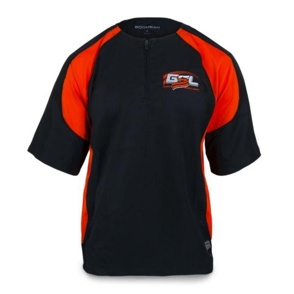 Men's GSL Short Sleeve Explosion Pullover